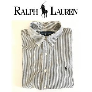 Ralph Lauren Short Sleeves Straps Shirt